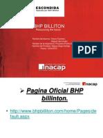 Minera BHP Billinton