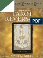 A Complete Book of Tarot Reversals