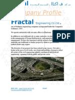 Fractal Profile2
