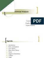 Technical Analysis by PanTej