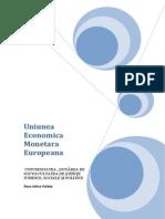 Uniunea Economica Monetara Europeana