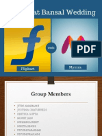 Flipkart-Myntra Acquisition