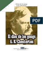 El Dios de Los Gongs Gilbert k. Chesterton