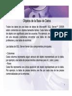 SQL Server Management Course 4ta Clase