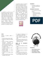biografia de manuel villaran