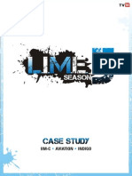 LIME 5 Case Study Indigo