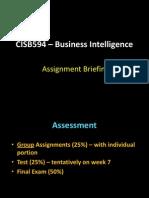 BI - Assignment Briefing