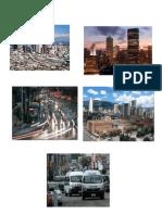 Zonas Urbanas en el mundo y sus principales