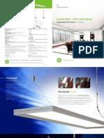 GE Lumination DataSheetSuspended1x4HighResSpread 112712-PDF