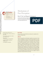 ESSAY Mechanisms of Face Perception