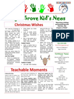 201412 - dec 2014 newsletter