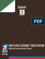 Cessna Yoke Manual