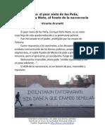 México. El Peor Nieto de Los Peña, Enrique Peña Nieto