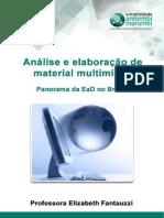 Analise e Elaboração de Material Multimidia