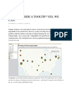 Tableau, tool tips, work book,
