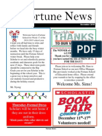 FS Newsletter - December 2014
