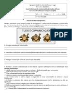 Ficha de Avaliação Diagnóstica