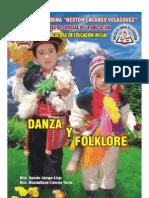 Folklore y Danza UANCV 2014