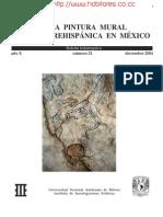La Pintura Mural Prehispanica en México - B21