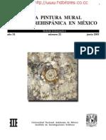 La Pintura Mural Prehispanica en México - B22