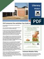 Dec 2014 Newsletter
