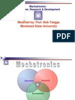 Mechatronic Education Research Aand Development by Twiggs Moorhead State U