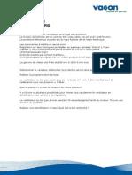 Exercice 2 Régulation PID