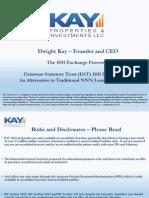 Delaware Statutory Trust Properties