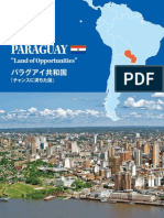 Paraguay Land of Oportunities