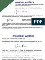 Integracion Numerica 1 Trapecio