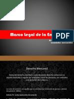 Marco Legal de La EmpresaU3