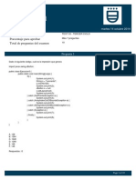 Test de Certificación Java