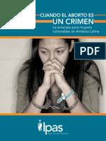 Cuando El Aborto Es Un Crimen - America Latina