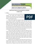 8. Mengukur Tekanan Darah Dengan Teknik Auskultasi