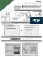 Arctic P531 Manual