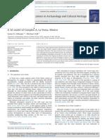 Gillespie and Volk 2014 a 3d Model of Complex a La Venta-libre