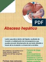 Absceso hepático