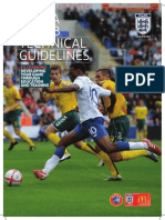 UEFA B Technical Guidelines