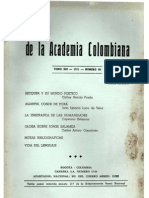 Cayetano Betancur, La enseñanza de las humanidades en la universidad (1971)