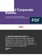 Floktu Corporate Events