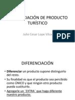 DIFERENCIACIÓN DE PRODUCTO TURÍSTICO.pptx