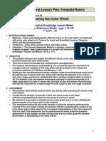edu 542- lesson plan 2