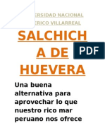Salchicha de Huevera