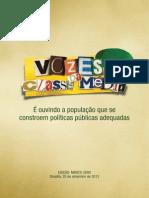 Vozes Da Classe Média Caderno 01