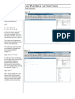 oleson instructions project matlab2