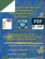 Clasificacion Internacional Del Funcionamiento de La Discapacidad Olga Claros (1)