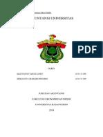Akuntansi Universitas