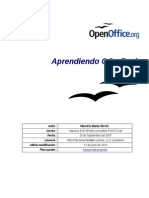 A Prendiendo Open Office Basic