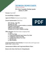Agenda 1-31-2015