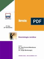 módulo deontología